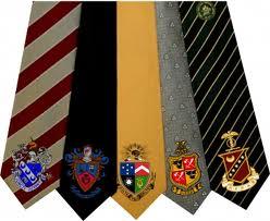 Krawatten mit Logo