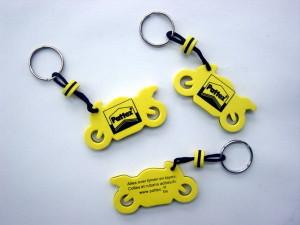 Schwimmende Schlüsselanhänger als Werbegeschenke