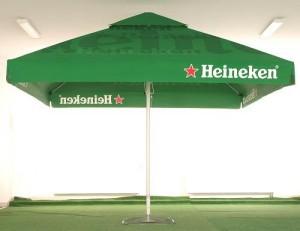 Sonnenschirme mit Werbeaufdruck auf Bestellung